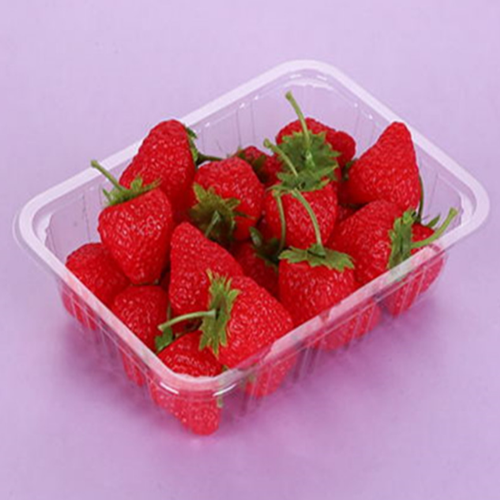 Disposable Blister Fresh Fruit Packaging Tray