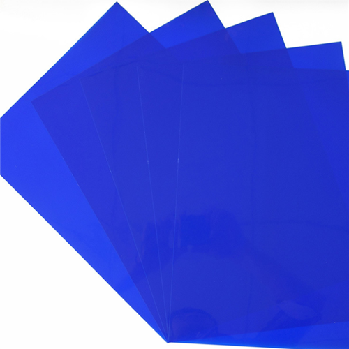 Color HIPS Plastic High Impact PS Polystyrene Sheet