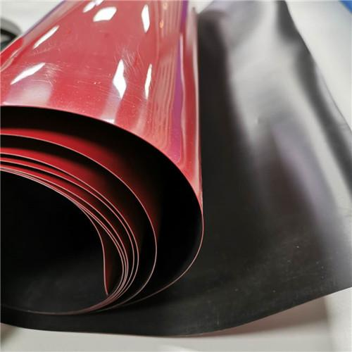Double color HIPS plastic sheet rolls for Thermoforming