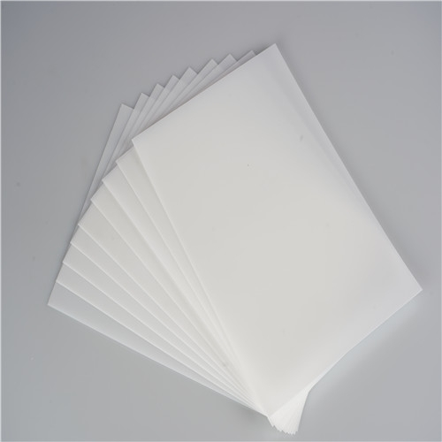 high transparent polypropylene pp plastic sheet for vacuum forming