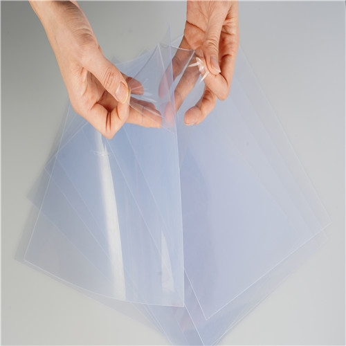 Rigid pvc white sheet for printing