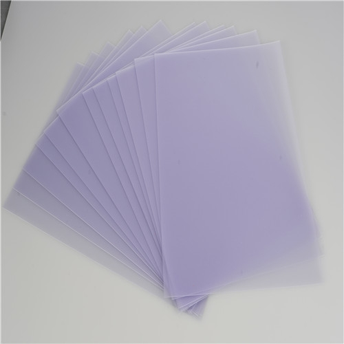 250 micron transparent plastic clear pvc embossed sheet